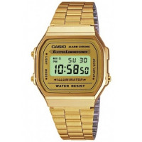 Casio Retro A168WG-9EF Horloge 39mm