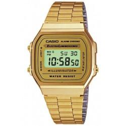 Casio Retro A168WG-9EF Horloge 39mm