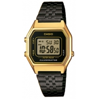 Casio RetroLA680WEGB-1AEF Horloge 25mm