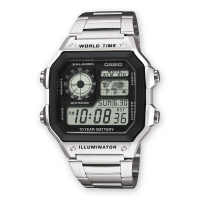 Casio Collection Horloge AE-1200WHD-1AVEF