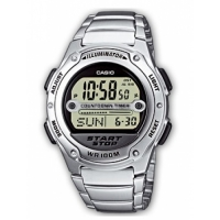 Casio Collection Horloge W-756D-7AVES
