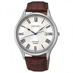 Seiko SGEG97P1 Gents Horloge Heren 40mm