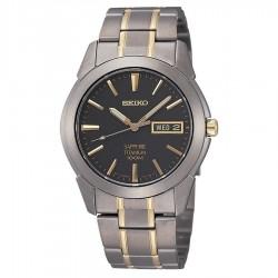 Seiko SGG735P1 Quartz Horloge Heren 37mm