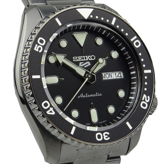 Seiko 5 SRPD65K1 automatic 42.5mm