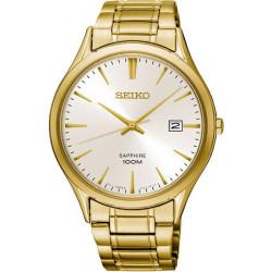 Seiko SGEH72P1 Quartz Horloge Heren 40mm