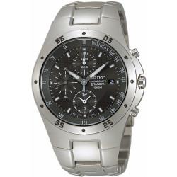 Seiko SND419P1 Chronograph Horloge Heren 42mm