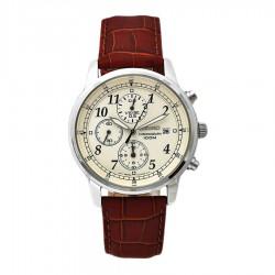 Seiko SNDC31P1 Chronograph Horloge Heren 42mm