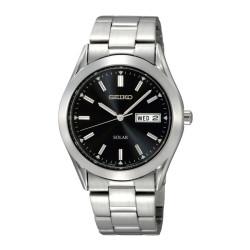 Seiko SNE039P1 Solar Horloge Heren 37mm