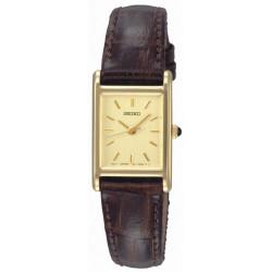 Seiko SXGN54P1 Quartz Horloge Dames 18mm