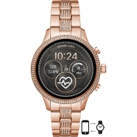 Michael Kors MKT5052 Runway Touchscreen Smartwatch