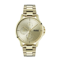 Hugo 1530026 Focus Horloge Heren 42mm