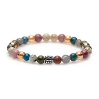 Karma Colour me Bad XS Silver Bead 87090 Armband