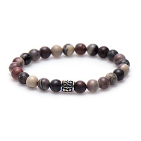 Karma Seduction XS Silver Bead 87108 Armband