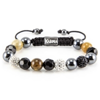 Karma Armband Spiral Little Italy