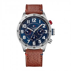 Tommy Hilfiger 1791066 Trent Horloge 46mm Heren