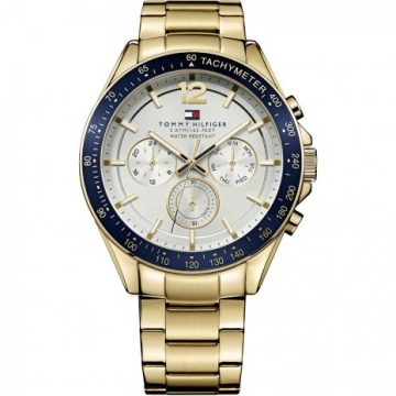 Tommy Hilfiger 1791121 Luke Horloge 47mm Heren