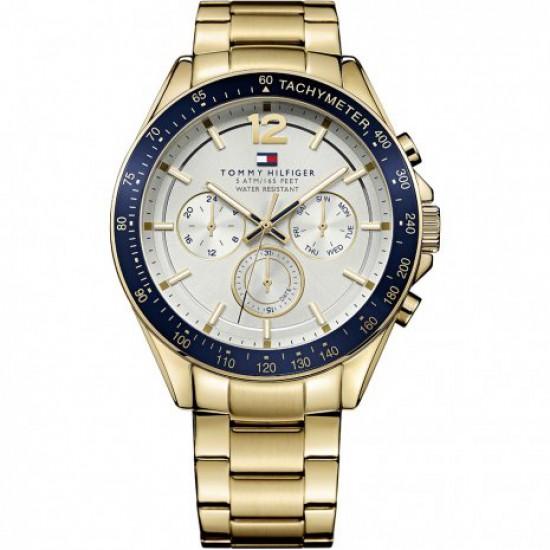 Tommy Hilfiger 1791121 Luke Horloge 47mm Heren