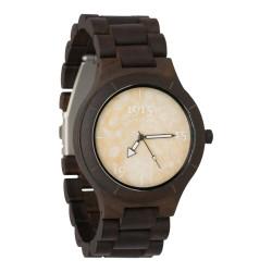 1915 Watches Elegance Men Rusty Stone Horloge 46 mm Sandel