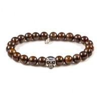 Karma Banzai Skull 86008 Armband Heren