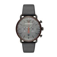Armani AR11168 Aviator Horloge 43mm