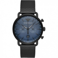 Armani AR11201 Aviator Horloge
