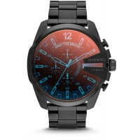 Diesel Mega Chief DZ4318 Horloge 52mm