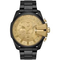Diesel DZ4485 Mega Chief Horloge 52mm