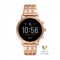 FOSSIL FTW6035 JULIANA HR GEN 5 SMARTWATCH