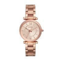Fossil ES4301 Carlie horloge 35mm