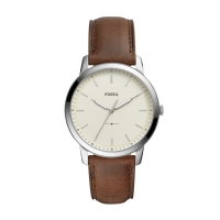 Fossil FS5439 The Minimalist 3H Horloge 44mm