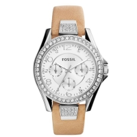 Fossil ES3889 Riley Horloge 36mm