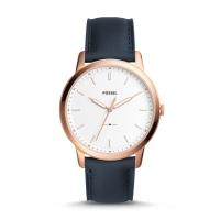 Fossil FS5371 The Minimalist horloge 44mm