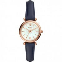 Fossil ES4502 Carlie Mini horloge 28mm