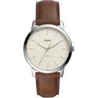 Fossil FS5439 The Minimalist 3H Horloge 44mm