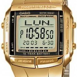 Casio Retro DB-360GN-9AEF Horloge 43mm