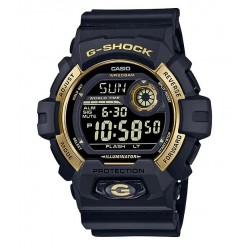 G-Shock G-8900GB-1ER Black Gold