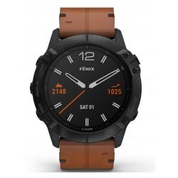Garmin 010-02157-14 Fenix 6X GPS Smart Saffier 51mm