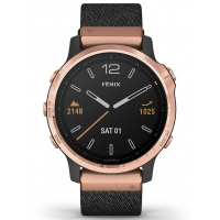 Garmin 010-02159-37 Fenix 6S GPS Smart Saffier 42mm