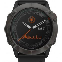 Garmin 010-02157-21 Fenix 6X GPS Smart Saffier 51mm