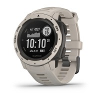 Garmin Instinct GPS Smartwatch 010-02064-01 Tundra Grey 45mm