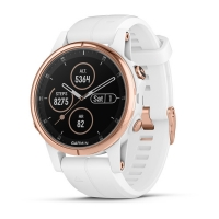 Garmin Fenix 5 Smartwatch 010-01987-07 Wit-Rose 42mm