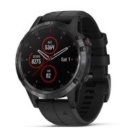 Garmin Fenix 5 Plus Smartwatch 010-01988-01 Zwart 47mm