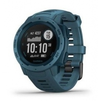 Garmin Instinct GPS Smartwatch 010-02064-04 Lakesite Blue 45mm