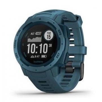 Garmin Instinct GPS Smartwatch 010-02064-04 Lakesite Blue 45mm
