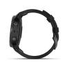 Garmin Fenix 5 Plus Smartwatch 010-01988-07  Zwart Leder 47mm