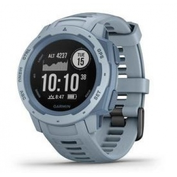 Garmin Instinct GPS Smartwatch 010-02064-05 Seafoam 45mm