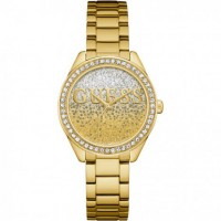 Guess Glitter Girl W0987L2 Horloge 37mm