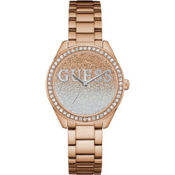 Guess Glitter Girl W0987L3 Horloge 36.6mm