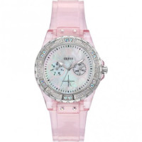 Guess GW0041L2 Ladies Sport Steel Pink