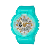 Baby-G BA-110SC-2AER Sea Glass Colors